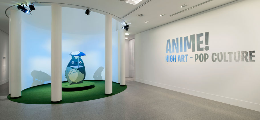 Anime: High Art – Pop Culture / Exhibition.